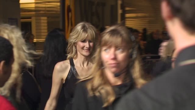 laura dern at the 25th independent spirit awards hosted by jameson irish whiskey at los angeles ca. - independent feature project video stock e b–roll