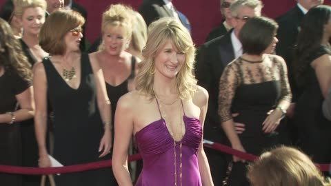 laura dern at the 60th primetime emmy awards at los angeles ca. - laura dern stock videos & royalty-free footage