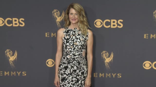 Laura Dern at the 69th Annual Primetime Emmy Awards at Microsoft Theater on September 17 2017 in Los Angeles California