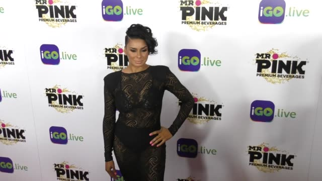 Laura Govan at the iGolive Launch Event Arrivals on July 26 2017 in Beverly Hills California