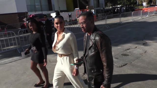 Laura Govan outside the Daddy's Home 2 Premiere at Village Theatre in Westwood in Celebrity Sightings in Los Angeles
