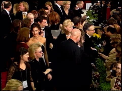 Laura Harring at the 2002 Academy Awards at the Kodak Theatre in Hollywood California on March 24 2002