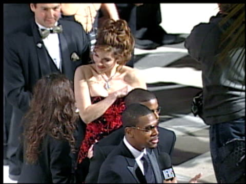 laura harring at the 2002 academy awards vanity fair party at morton's in west hollywood california on march 24 2002 - laura harring stock videos & royalty-free footage