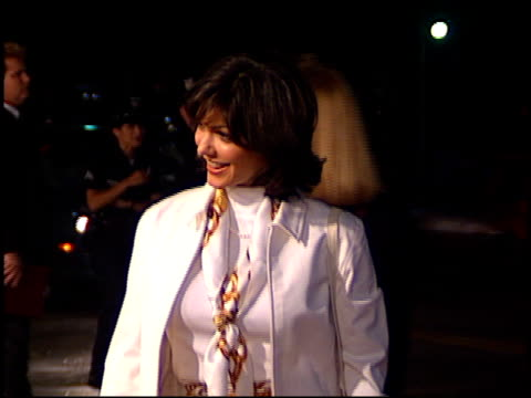 laura harring at the 'la confidential' premiere at grauman's chinese theatre in hollywood california on september 17 1997 - laura harring stock videos & royalty-free footage