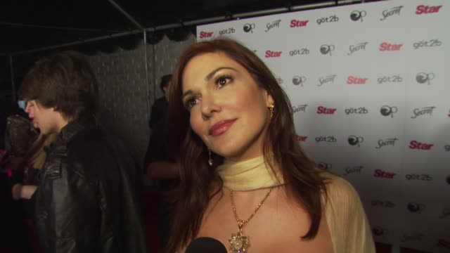 laura harring on her favorite young hollywood star on what makes her feel fearless on how she keeps her private life private and on her words of... - laura harring stock videos & royalty-free footage