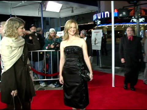 Laura Linney at the 'Kinsey' Premiere Arrivals at the Mann Village Theatre in Westwood California on November 8 2004