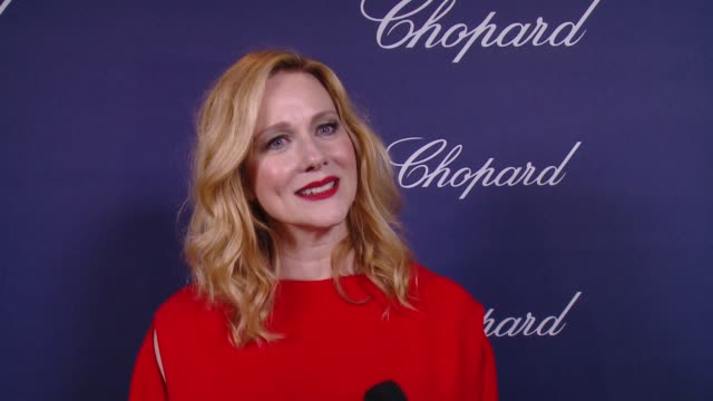 INTERVIEW Laura Linney on presenting to Tom Hanks On what makes him an icon On what it was like working with him on Sully On what makes the PSIFF so...