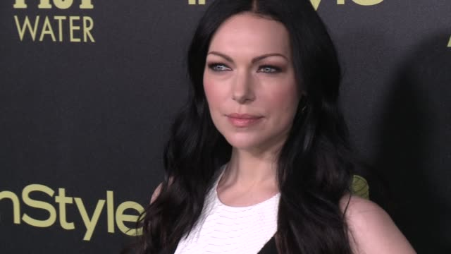 vídeos de stock e filmes b-roll de laura prepon at the hollywood foreign press association and instyle celebrate the 2016 golden globe award season at ysabel on november 17 2015 in... - prémio globo de ouro