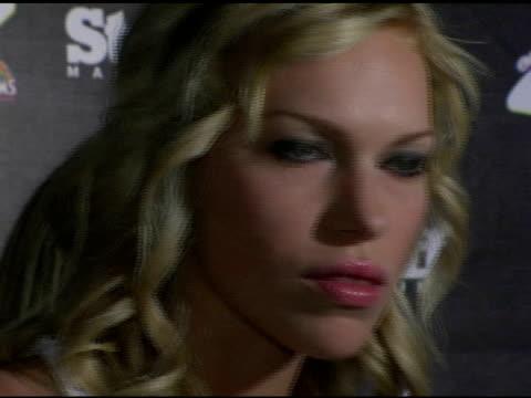 laura prepon at the stuff magazine 'casino weekend' at the palms hotel at the palms hotel and casino in las vegas nevada on august 14 2004 - nevada stock videos & royalty-free footage