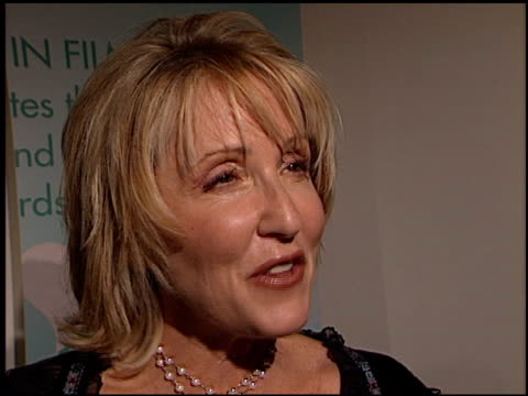 laura ziskin at the women in film awards at the century plaza hotel in century city, california on september 20, 2002. - century plaza stock videos & royalty-free footage