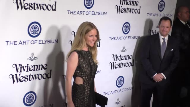 Lauralee Bell at The Art of Elysium's 9th Annual HEAVEN Gala at 3LABS in Culver City at Celebrity Sightings in Los Angeles on January 09 2016 in Los...