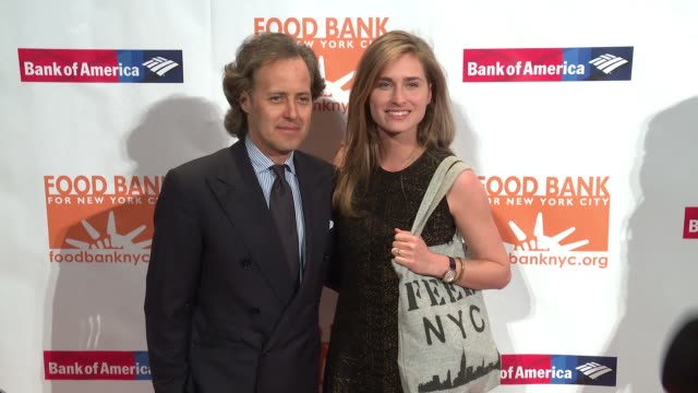 lauren bush lauren at food bank for new york city cando awards dinner 2017 at cipriani wall street on april 19 2017 in new york city - lauren bush lauren stock videos & royalty-free footage
