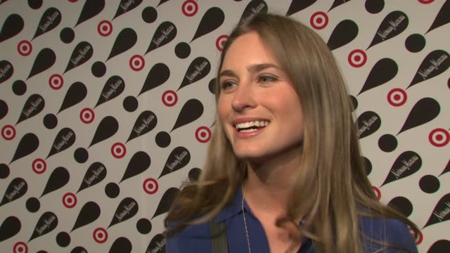 lauren bush lauren on the fun fashions available at target neiman marcus holiday collection launch event interview lauren bush lauren on the fun... - lauren bush lauren stock videos & royalty-free footage