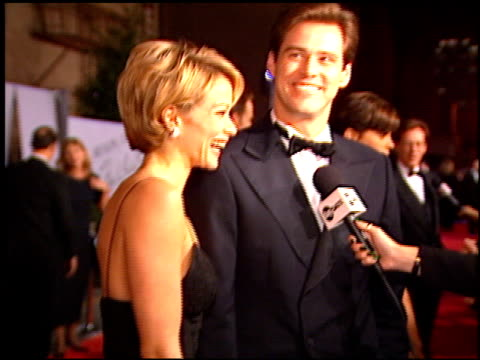 lauren holly at the fire and ice ball at warner brothers studios in burbank california on october 17 1996 - lauren holly stock videos and b-roll footage