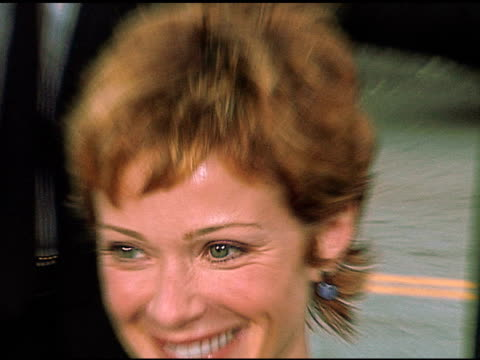 lauren holly at the 'monster house' los angeles premiere on july 18 2006 - lauren holly stock videos and b-roll footage