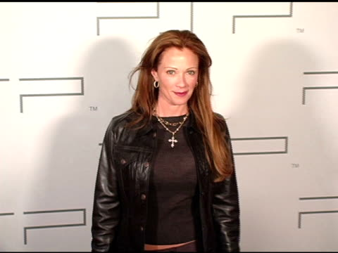 Lauren Holly at the PretaPSP Accessories Show at Pacific Design Center in West Hollywood California on March 14 2005