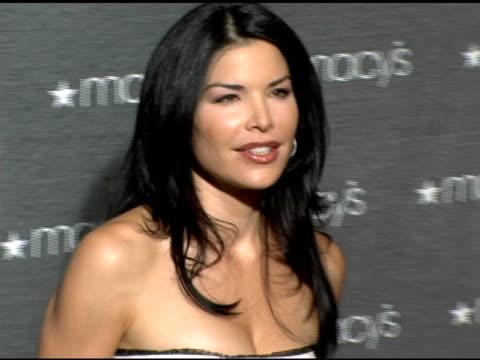 Lauren Sanchez at the Macy's Passport 2005 Presented by American Express at Barker Hanger in Santa Monica California on September 29 2005