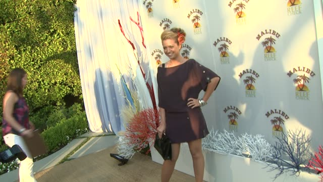 lauren storm at the anna faris hosts the malibu _ and reef check partnership event at beverly hills ca - anna faris stock videos and b-roll footage