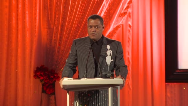 Laurence Fishburne at the 3rd Annual Essence Black Women In Hollywood Luncheon at Beverly Hills CA