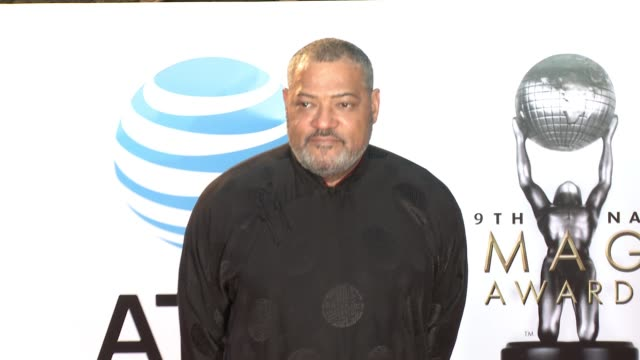 Laurence Fishburne at the 49th NAACP Image Awards at Pasadena Civic Auditorium on January 15 2018 in Pasadena California