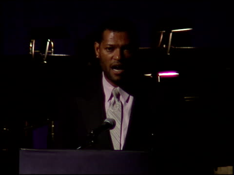 Laurence Fishburne at the American Cinema Awards at the Biltmore Hotel in Los Angeles California on November 2 1996