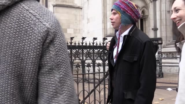 Lauri Love appears at the Royal Courts of Justice to appeal his extradition to the US If sent to the US he would face hacking charges with a maximum...