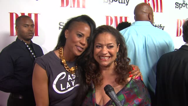 Laurie Ann Gibson and Debbie Allen on the event Mariah Carey at BMI Urban Awards 2012 on 9/7/2012 in Beverly Hills California