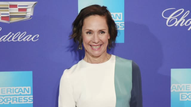 Laurie Metcalf at the 29th Annual Palm Springs International Film Festival Awards Gala at Palm Springs Convention Center on January 02 2018 in Palm...