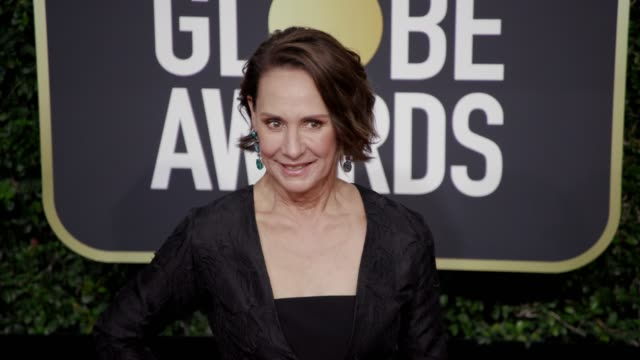 Laurie Metcalf at the 75th Annual Golden Globe Awards at The Beverly Hilton Hotel on January 07 2018 in Beverly Hills California