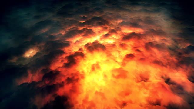 stockvideo's en b-roll-footage met lava - active volcano