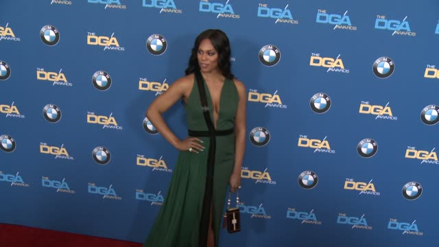 laverne cox at 69th annual directors guild of america awards in los angeles ca - directors guild of america awards stock videos & royalty-free footage