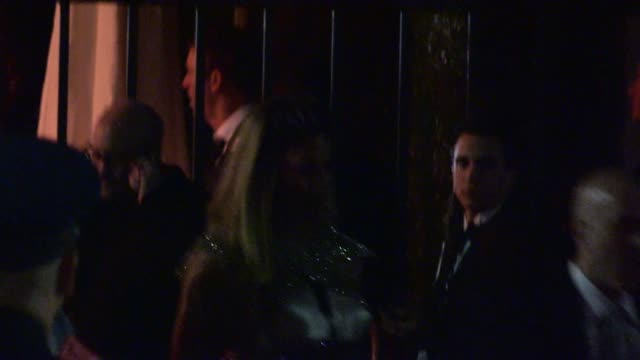 laverne cox departs the sag awards after party at the shrine auditorium in los angeles celebrity sightings in los angeles ca on - shrine auditorium stock videos and b-roll footage