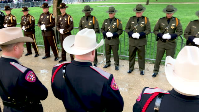 DC: Attorney General Barr Delivers Remarks At National Law Enforcement Officers' Annual Candlelight Vigil On The National Mall