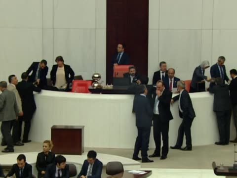 lawmakers on january 13 2017 adopted the ninth and tenth articles of a new constitutional reform package that regulates criminal liabilities for the... - article stock videos and b-roll footage