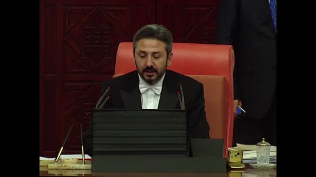 lawmakers on saturday adopted the eleventh article of the new constitutional reform package that regulates presidential and parliamentary elections... - article stock videos and b-roll footage
