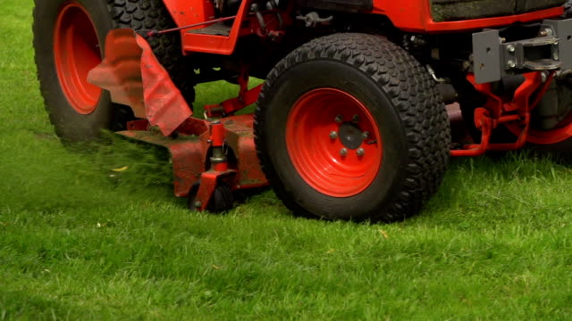 lawn mower - mowing stock videos & royalty-free footage