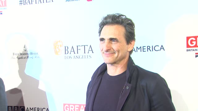 vídeos de stock, filmes e b-roll de lawrence bender at the bafta los angeles awards season tea party at four seasons hotel los angeles at beverly hills on january 09 2016 in los angeles... - tea party