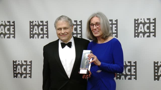 Lawrence Kasdan Carol Littleton at 66th Annual ACE Eddie Awards in Los Angeles CA