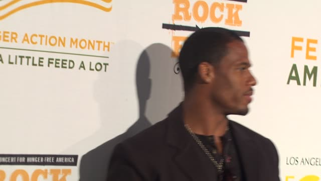 Lazarus at the 'Rock A Little Feed A Lot' Benefit Concert at Los Angeles CA