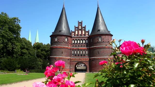 Lübeck-Stadttor