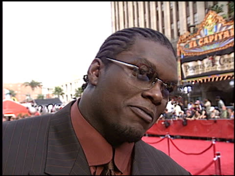 le var arrington at the 2003 espy awards at the kodak theatre in hollywood, california on july 16, 2003. - var stock videos & royalty-free footage