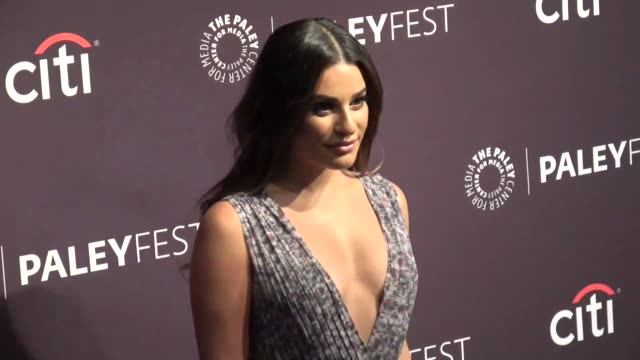 Lea Michele at The Paley Center For Media's 11th Annual PaleyFest Fall TV Preview of 'The Mayor' on September 09 2017 in Beverly Hills California