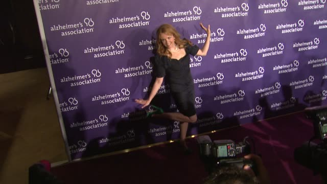 Lea Thompson at the 19th Annual 'A Night At Sardi's' Benefitting The Alzheimer's Association at Beverly Hills CA