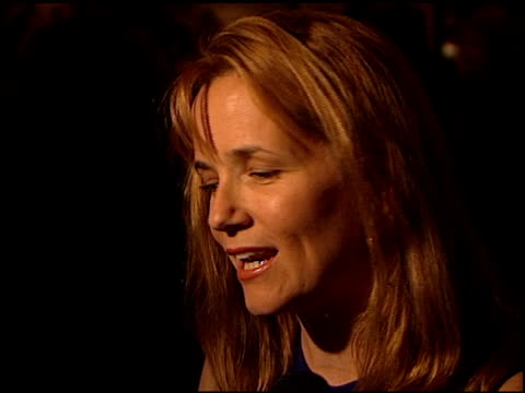 lea thompson at the american oceans campaign 2001 at the century plaza hotel in century city, california on october 2, 2001. - century plaza stock videos & royalty-free footage