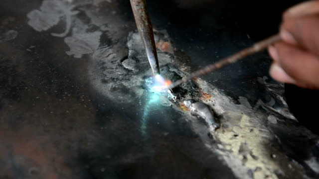 lead welding - lead stock videos and b-roll footage