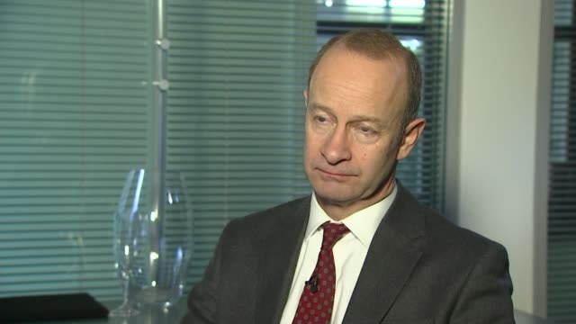 Leader Henry Bolton splits with girlfriend in racist message row Henry Bolton interview SOT Don't think UKIP could withstand another leadership...