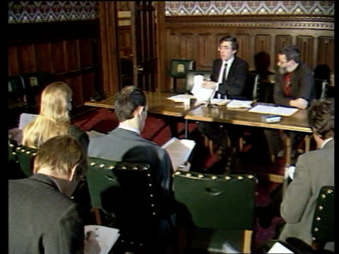 leaked conservative education document a london westminster int tms pkf with jack straw mp cms jack straw speaking tcs copy of leaked education... - jack straw stock videos & royalty-free footage