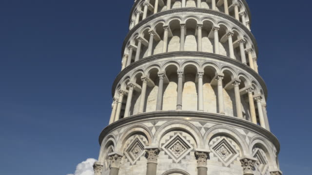 TD/ Leaning tower of Pisa