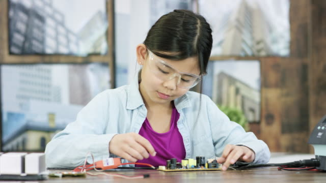 Learning Circuit Boards