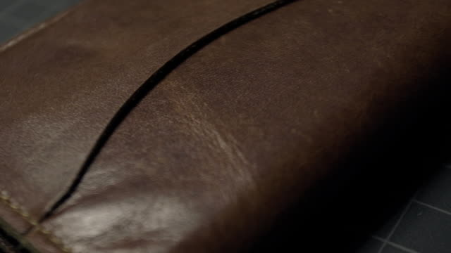leather wallet - wallet stock videos & royalty-free footage